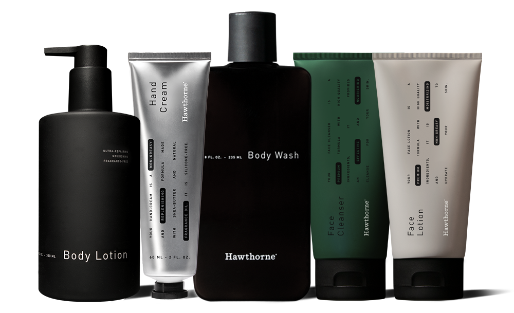 A pleasing image of the Dry Skin Repair Set product
