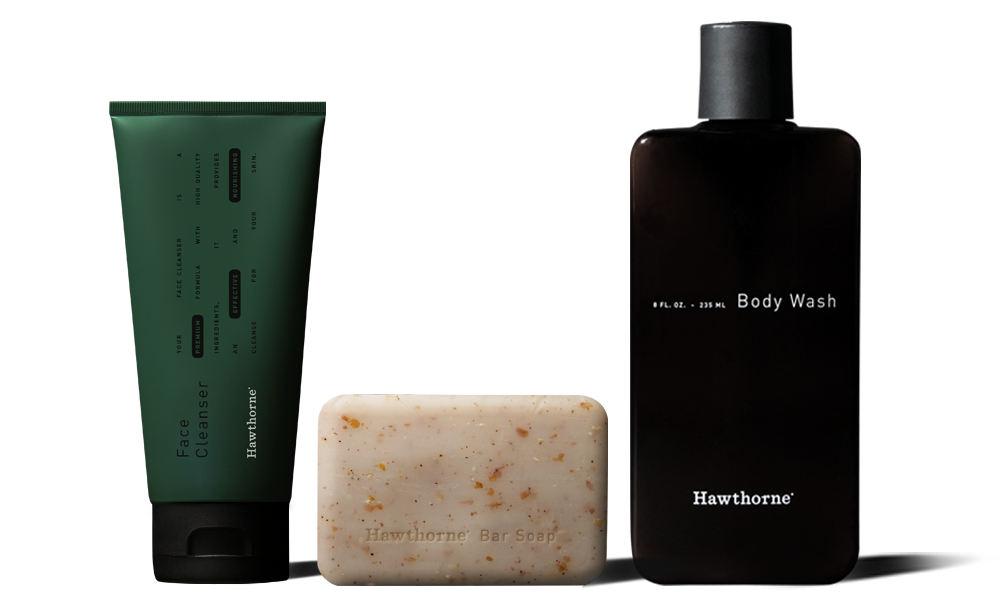 A pleasing image of the Exfoliating Skincare Set product