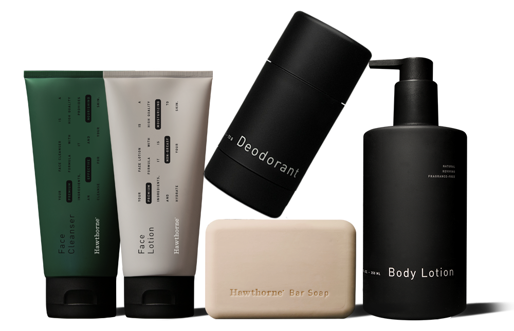A pleasing image of the Natural Skincare Set product