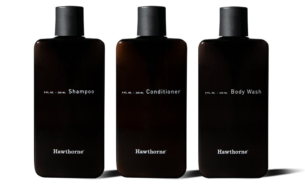 A pleasing image of the Shower Starter Set product
